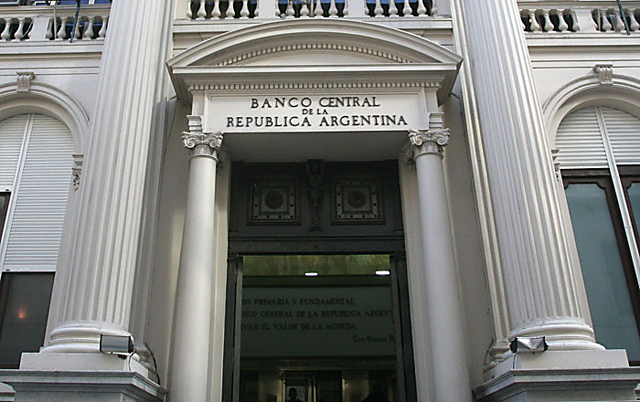 Banco central de la Republica Argentina - Foto